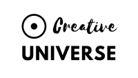 Creative Universe checkpoint EARTH Logo